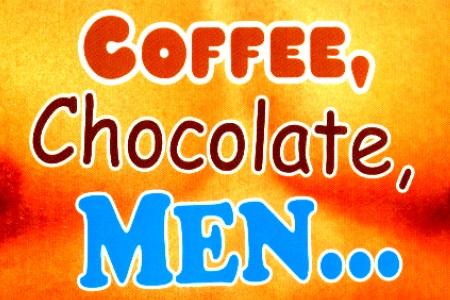 'Coffee' greetings card